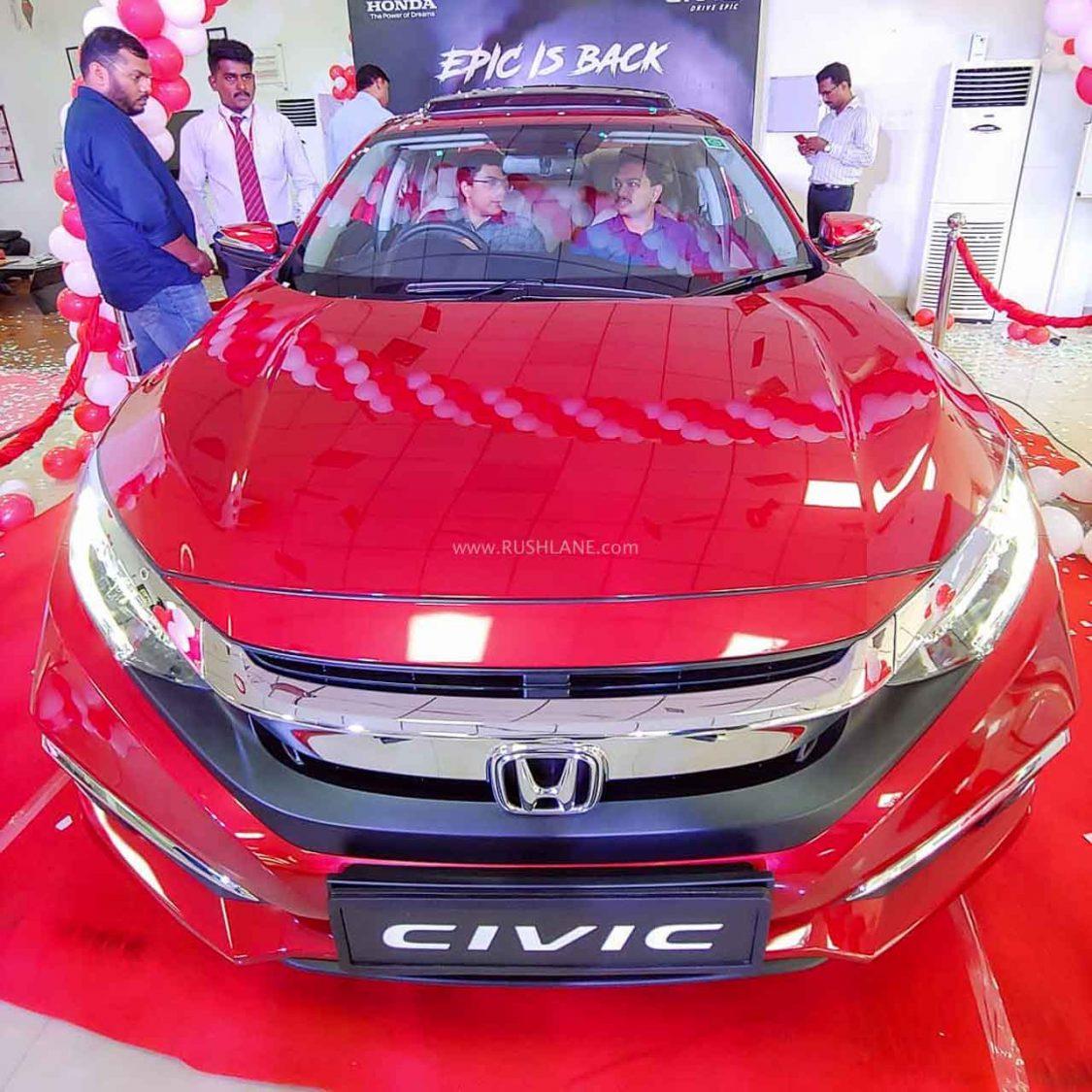Honda Civic BS6
