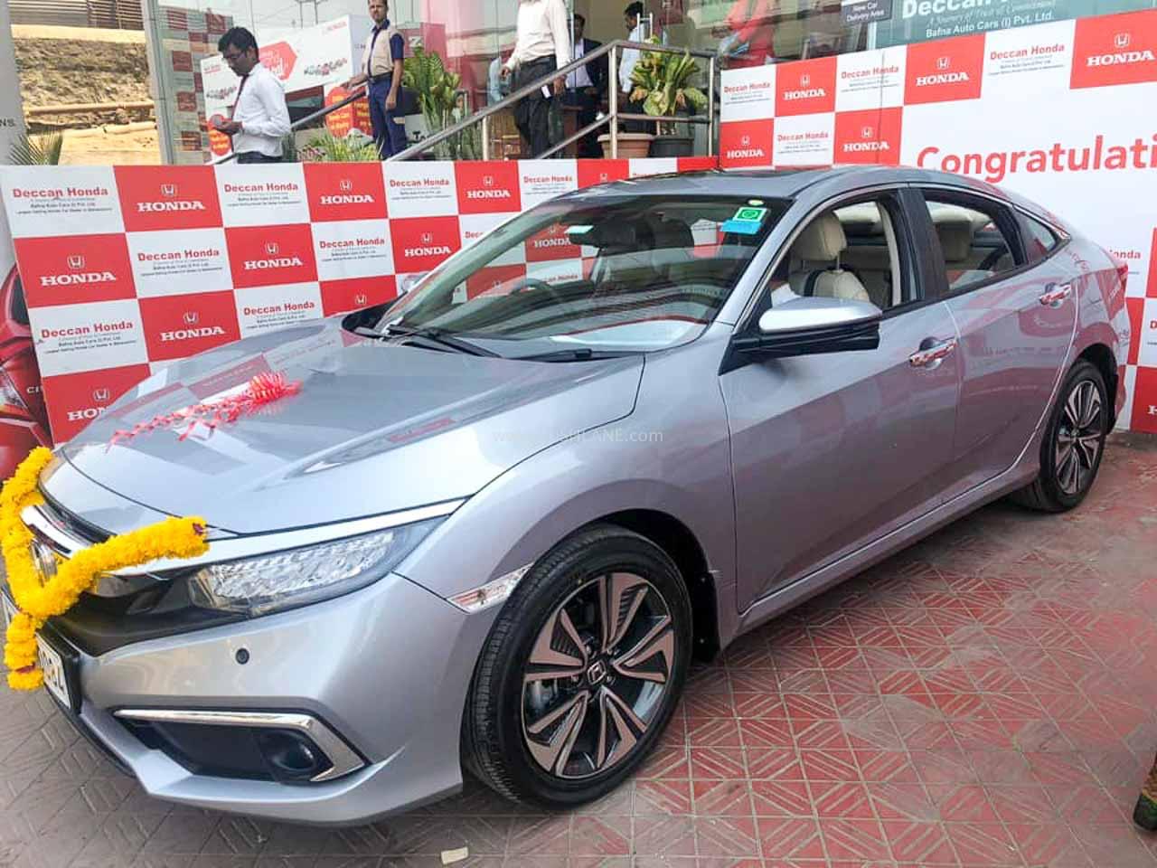Honda Civic Diesel BS6