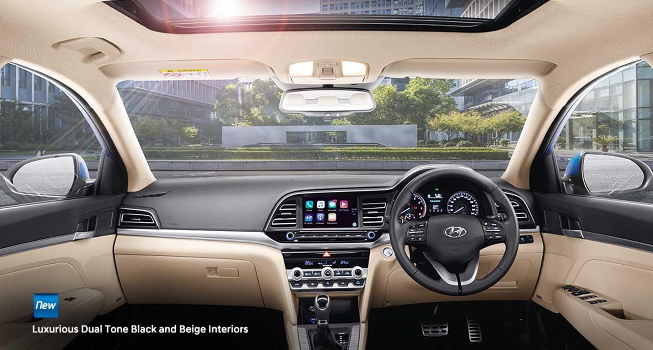 2020MY Hyundai Elantra BS6