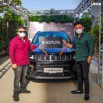 Jeep Compass deliveries