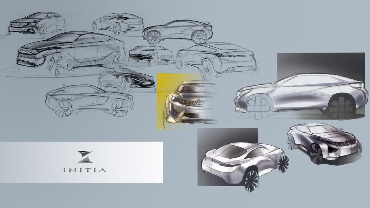 Mahindra XUV300 Coupe concept