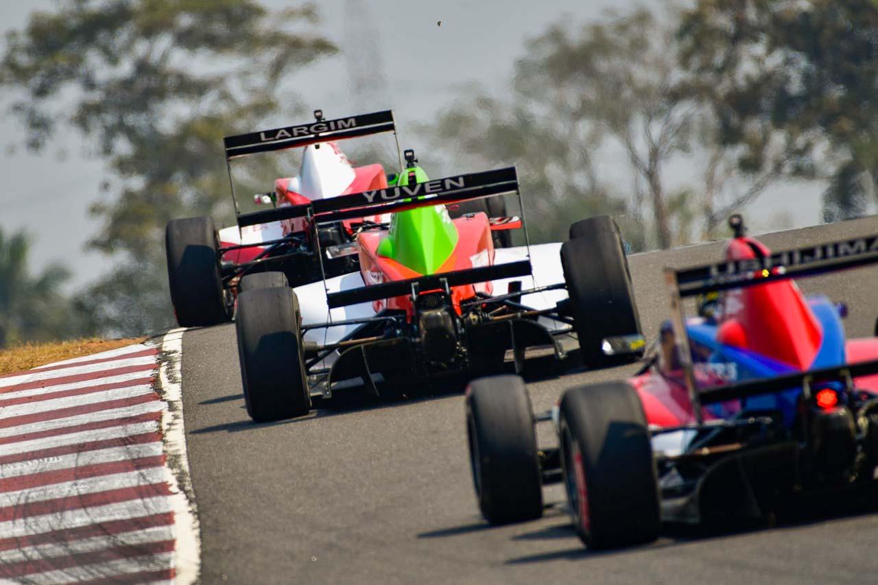MMRT race track
