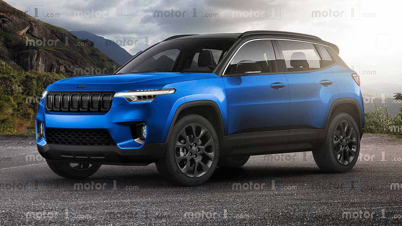 New Jeep SUV