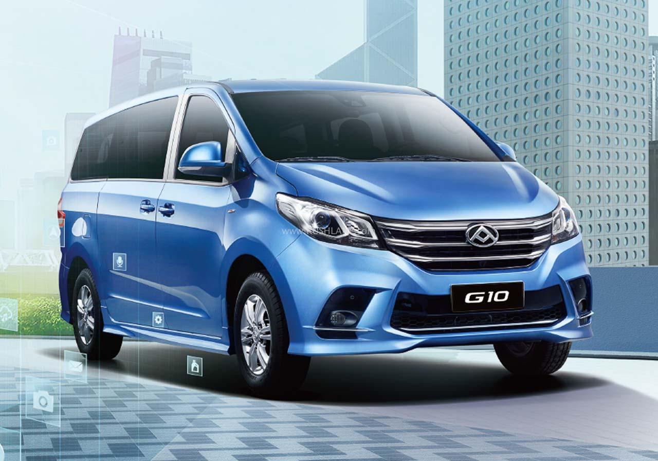 MG G10 Facelift