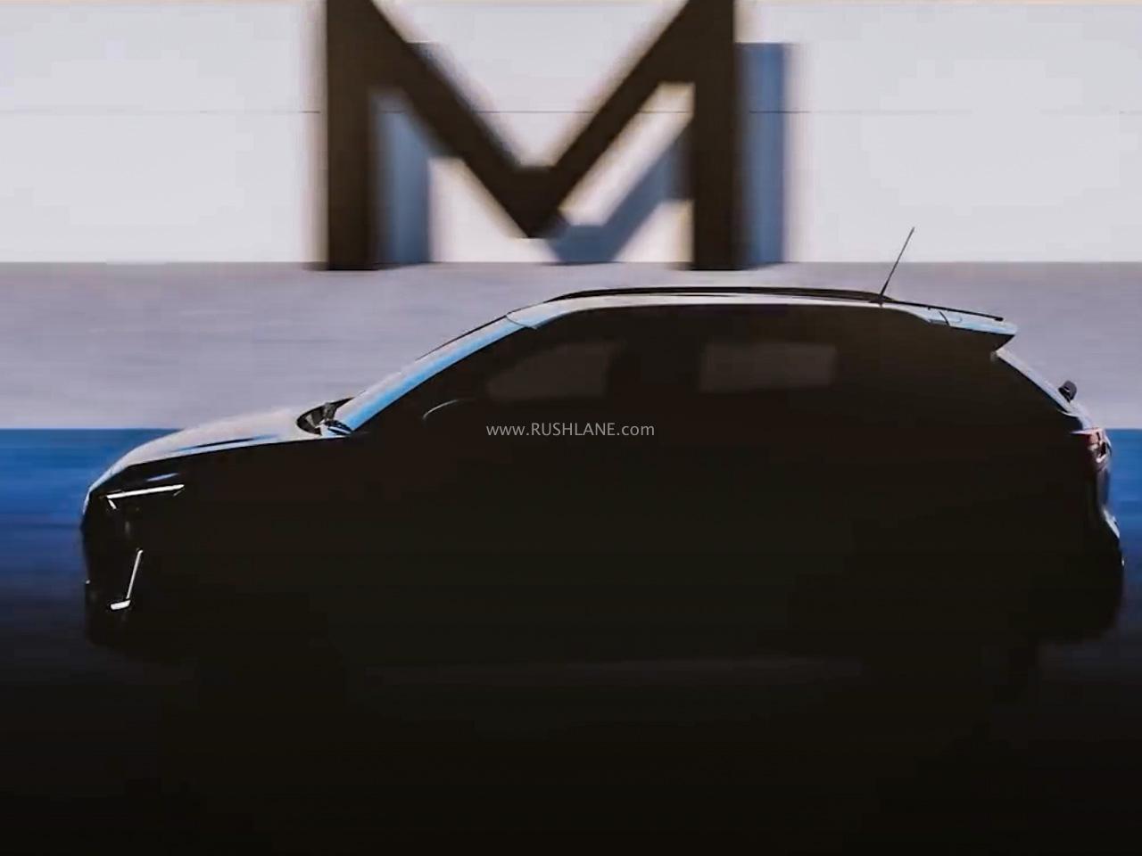 Nissan Magnite official teaser