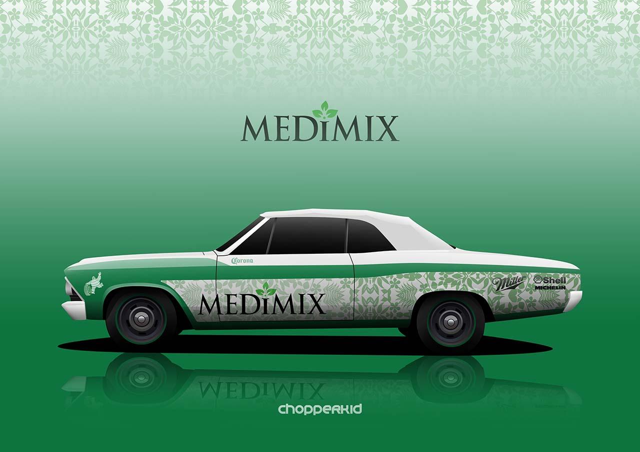 Medimix Chevrolet Chevelle SS