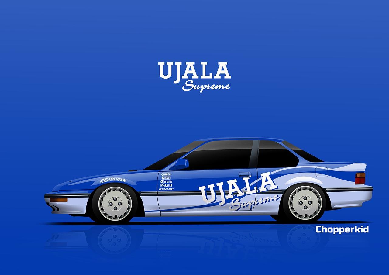 Ujala Supreme Honda Prelude