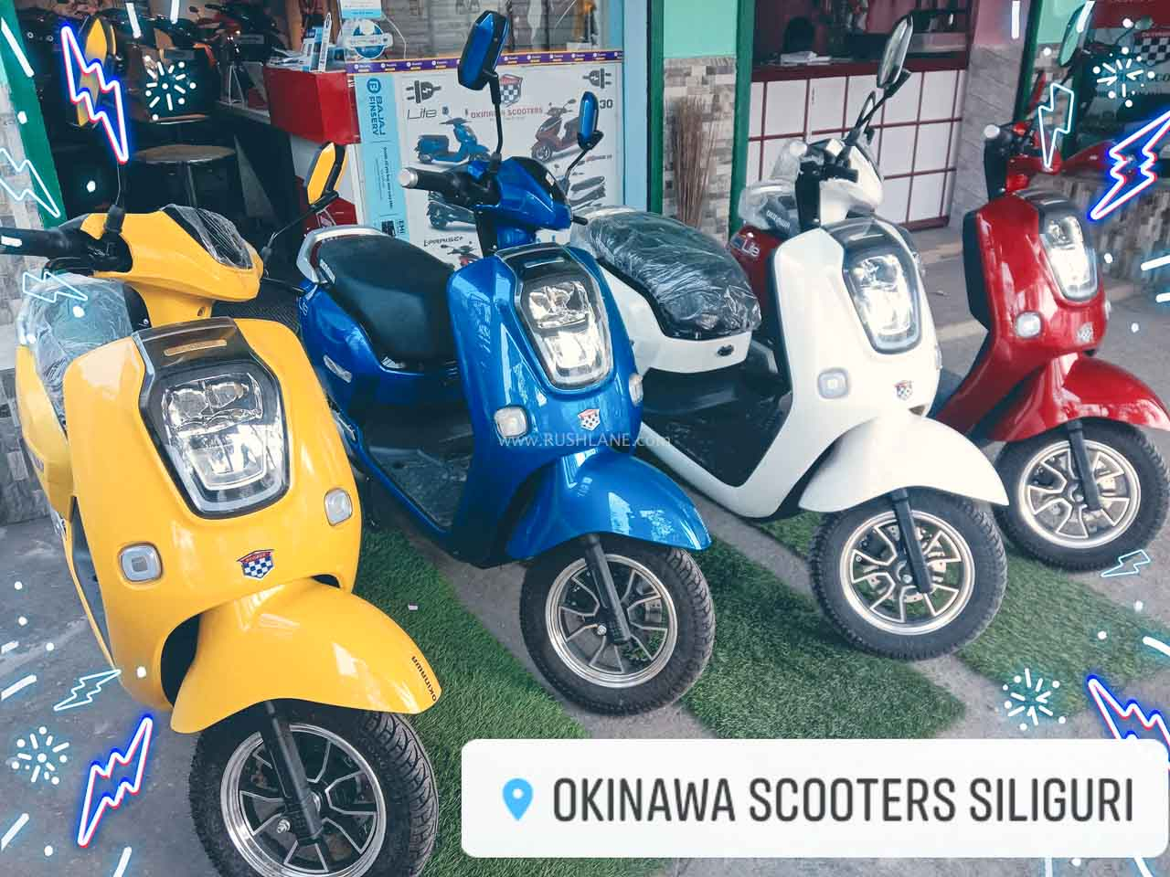 Okinawa beats Ather, Hero Electric scooter in sales – Details