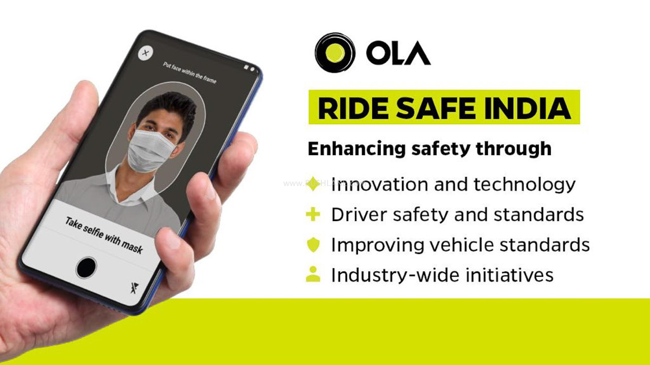 Ola Cab India Safety