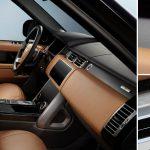 Range Rover Fifty - Interior details