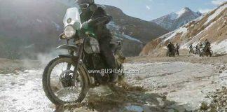 Royal Enfield Himalayan to Karakoram Pass