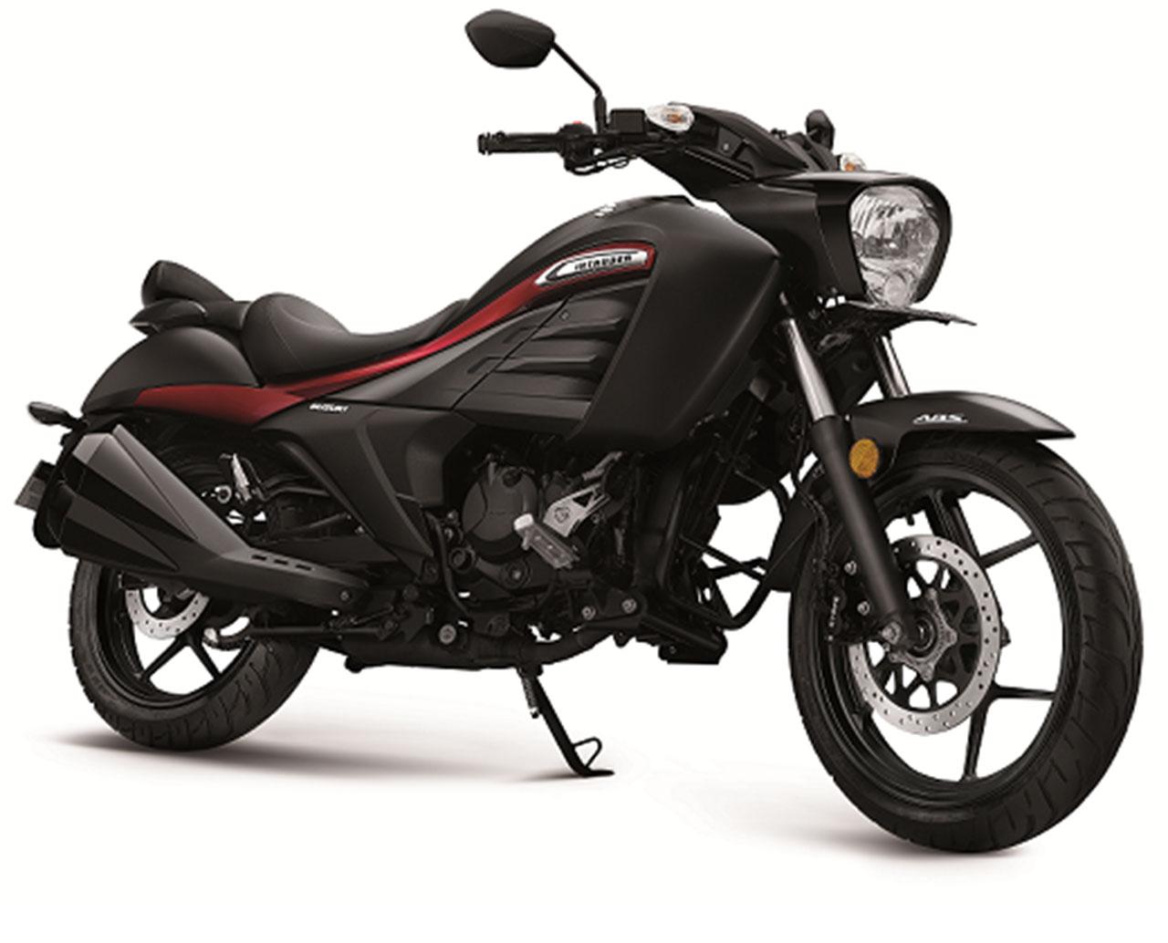 Suzuki Intruder 150 (for reference)