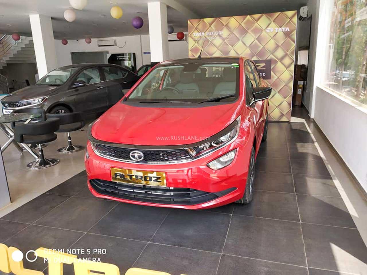Tata Altroz May 2020 sales