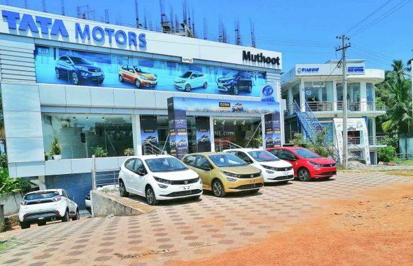 Tata car dealer
