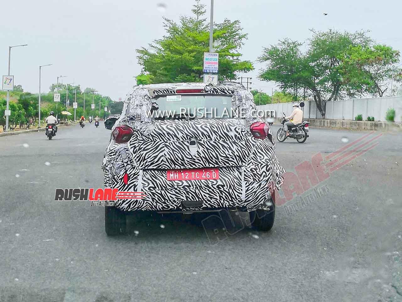 Tata HBx Mini SUV
