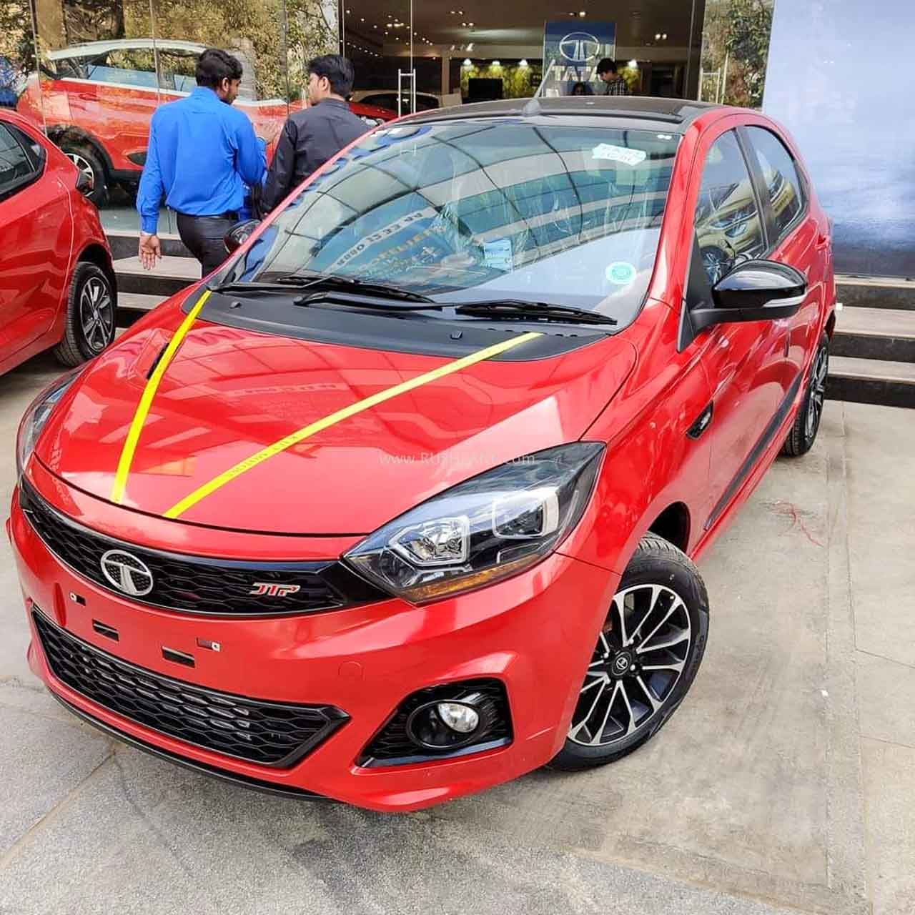 Tata JTP performance brand discontinued due to low demand