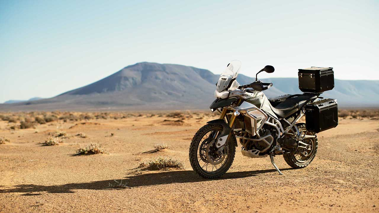 Triumph Tiger 900 India launch price Rs 13.70 lakh – 3 variants