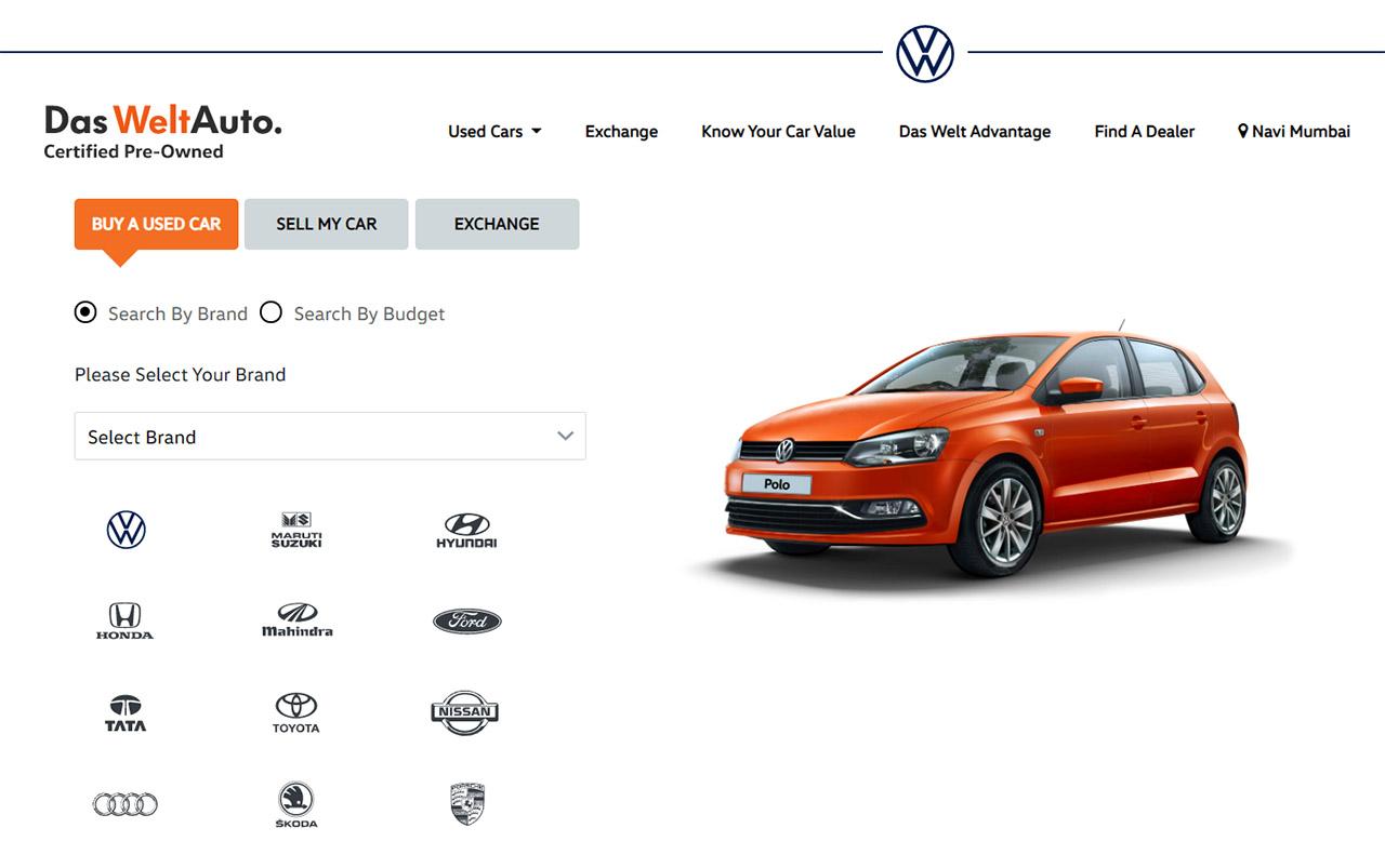 Volkswagen India Das WeltAuto