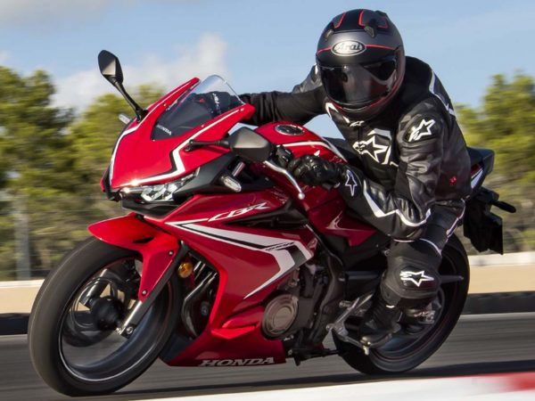 2020MY Honda CBR400R