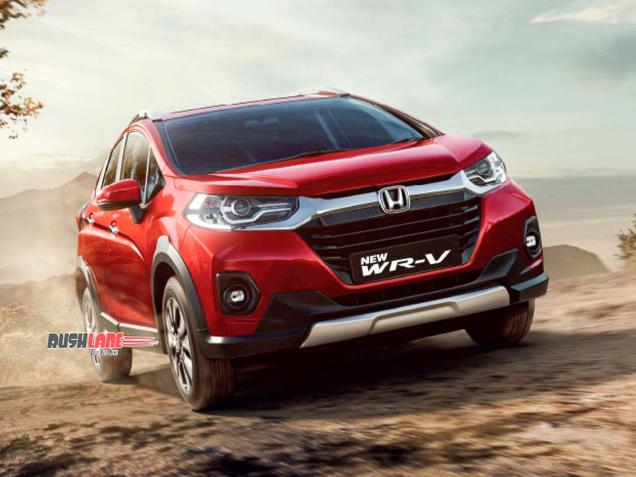 New Honda WRV Facelift Crossover Launch Price Rs 8.5 L to Rs 11 L