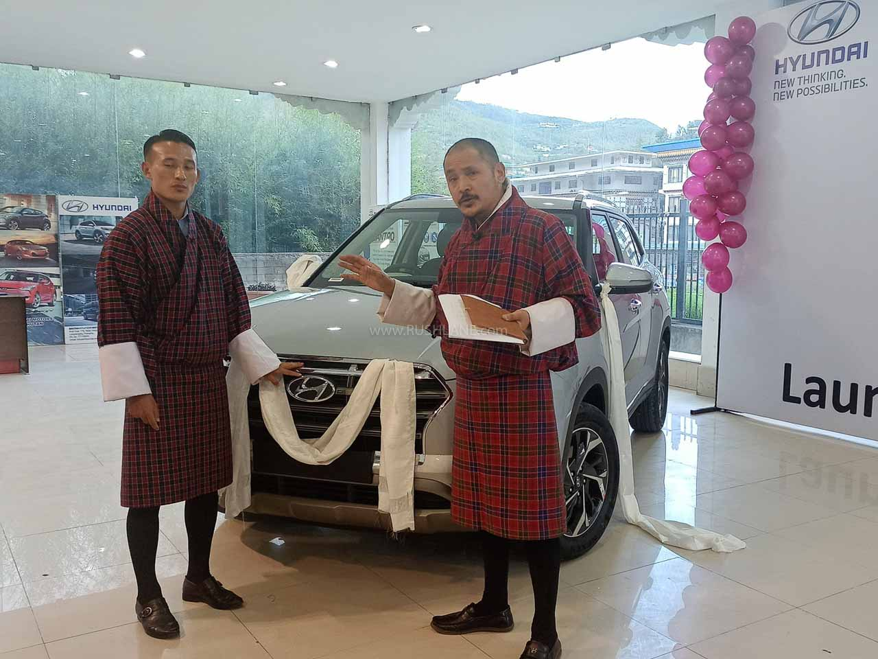 2020 Hyundai Creta launch in Bhutan