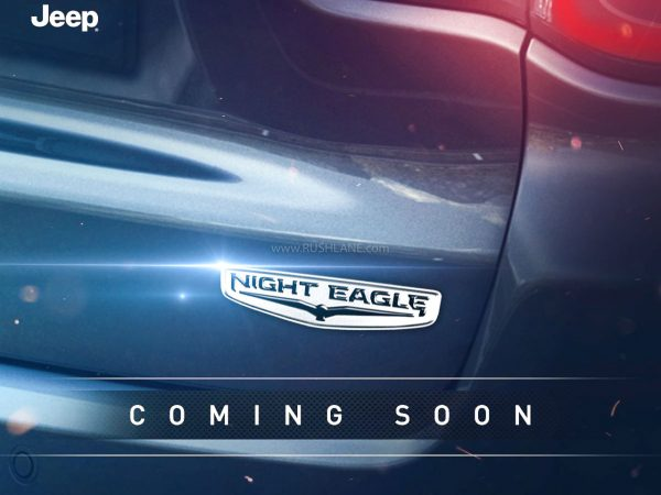 2020 Jeep Compass Night Eagle Edition