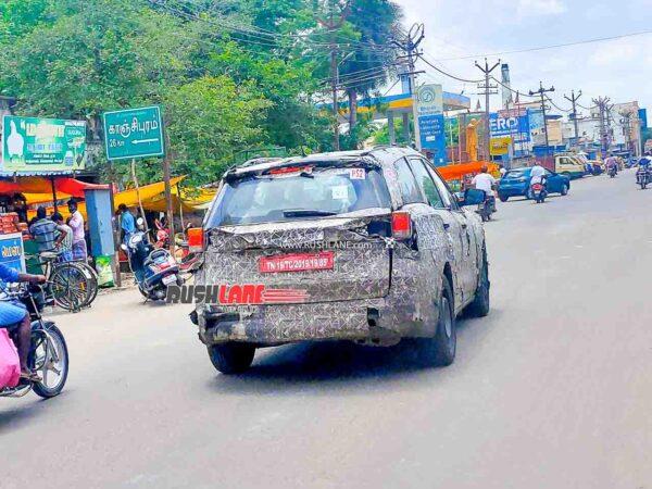 2021 Mahindra XUV500 SUV