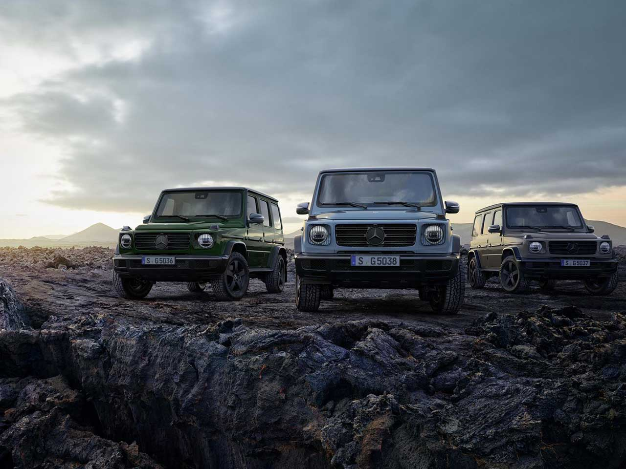 2021 Mercedes Benz G Class Launched In Europe With Significant Updates