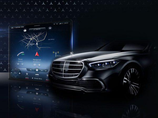 2021MY Mercedes-Benz S-Class