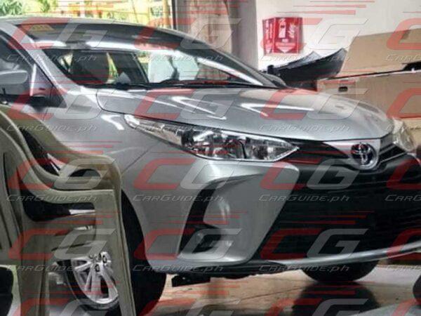 2021 Toyota Yaris/Vios Facelift