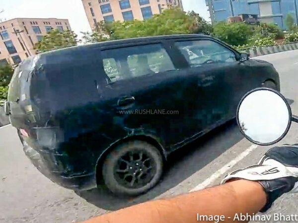 7 Seater Maruti WagonR MPV