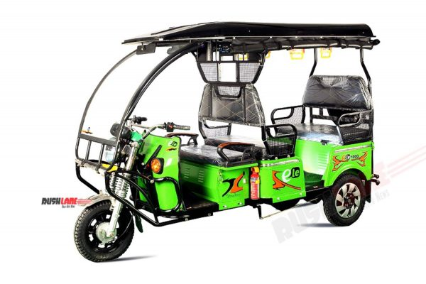 Ampere electric rickshaw bestway ele