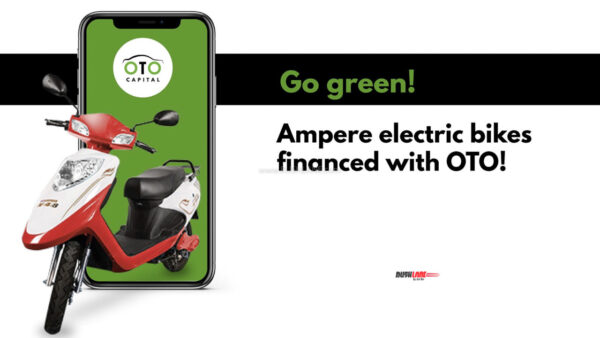 Ampere electric scooter leasing