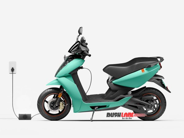Ather tyre pressure system