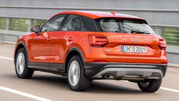 Audi Q2 for India