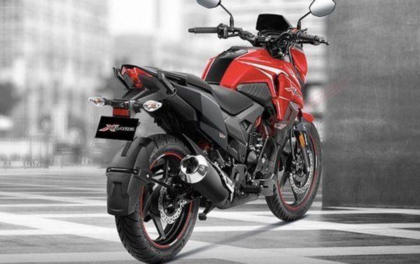 BS6 Honda X-Blade
