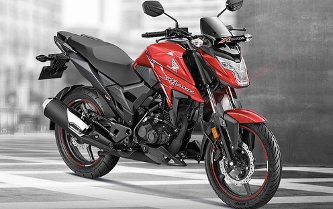 Honda X-Blade BS6 India launch price Rs 1.07 lakh (up by Rs 17k)