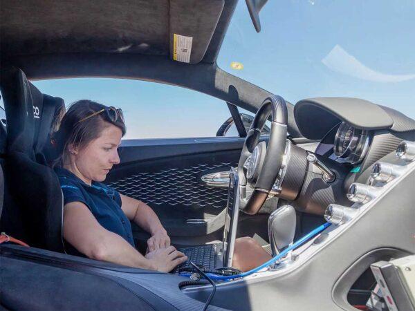 Bugatti a/c system