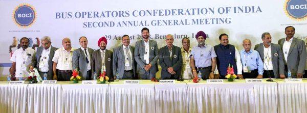 Bus and Car Operators Confederation of India