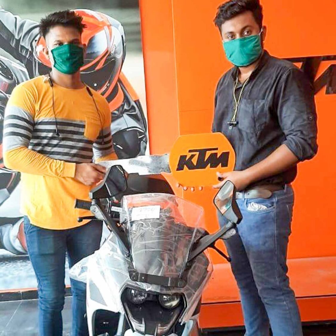 Buying new KTM offer