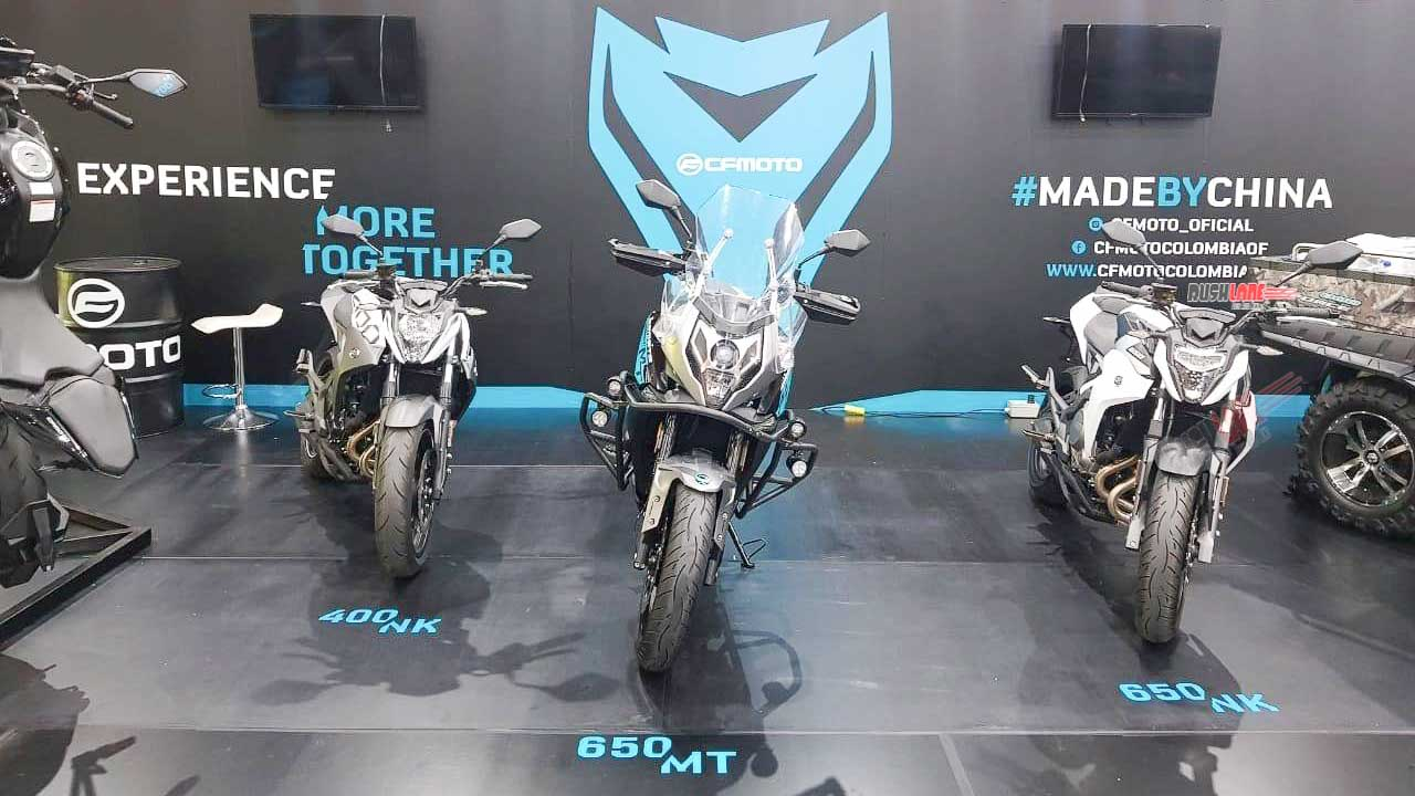 CFMOTO BS6 Motorcycles