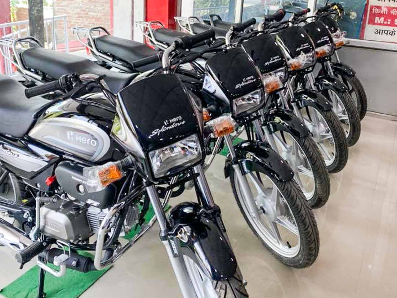 Two wheeler sales June 2020 vs May – Hero, Honda, Bajaj, TVS, Royal Enfield