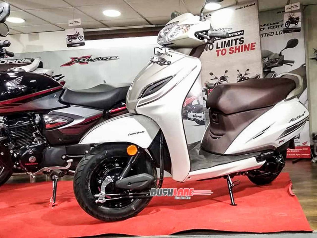 Honda To Sell Unsold Bs4 Activa Cb Shine Dio Livo Hornet