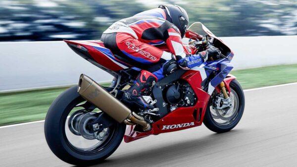 New Honda CBR 1000 RR-R