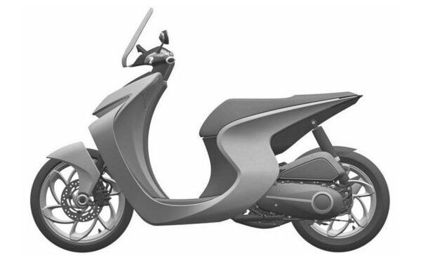 New Honda Scooter
