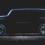 Hummer Electric SUV Teaser