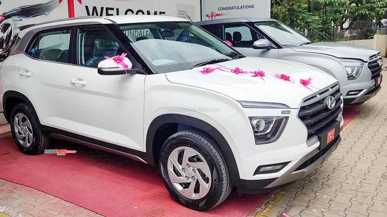 Hyundai Creta Connected Cars