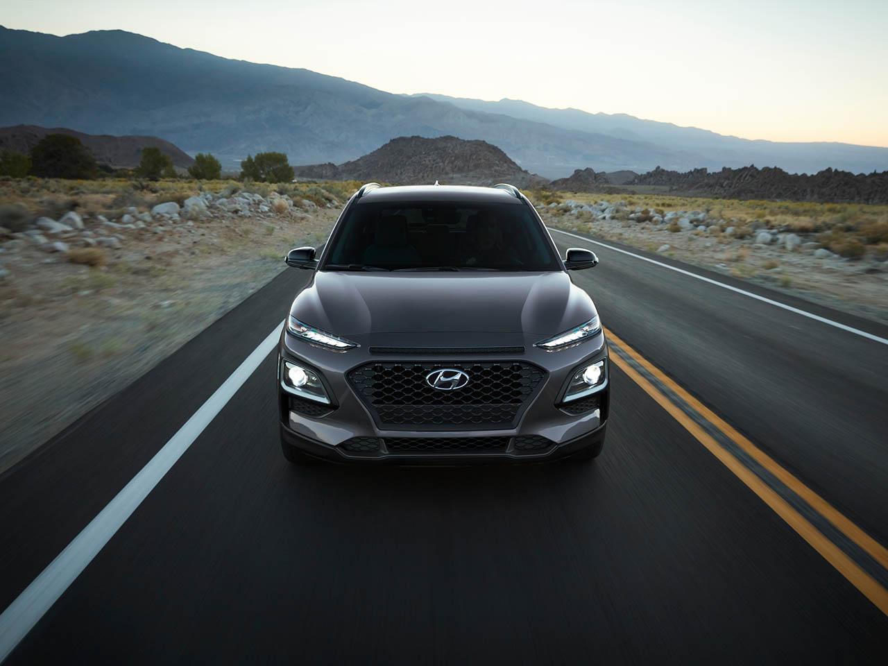 Hyundai Kona Night Edition