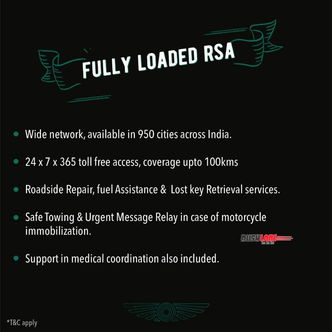 Jawa Fully Loaded RSA
