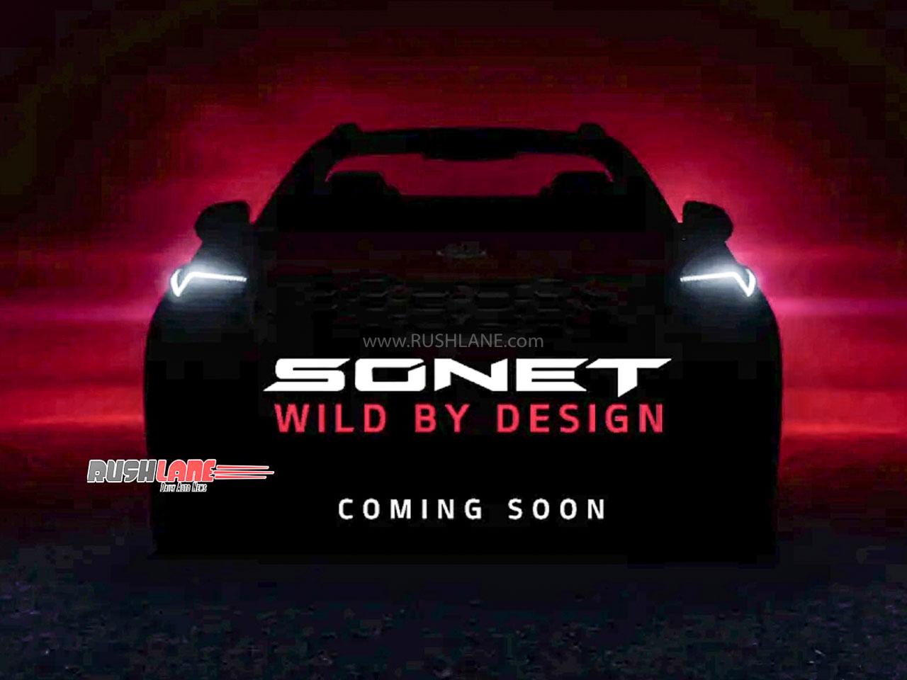 Kia Sonet Teaser